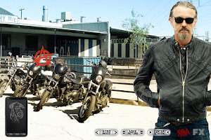 Screenshot of Sons of Anarchy