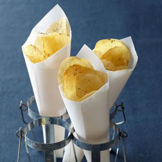 Truffle Oil Potato Chips Recipes
