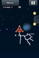 Screenshot of Space Racing