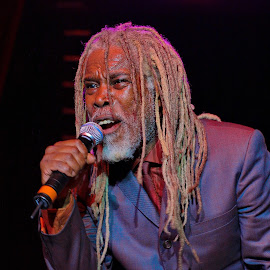 Billy ocean live in concert by Jeff Fox - People Musicians & Entertainers