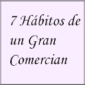 7 Hábitos de un Gran Comercian icon