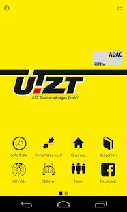 Utzt GmbH - screenshot