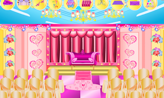 Screenshot of Wedding planner Marriage Hall
