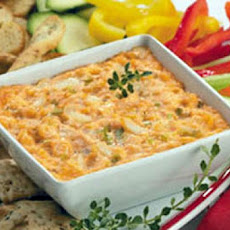 Low Fat Buffalo Dip