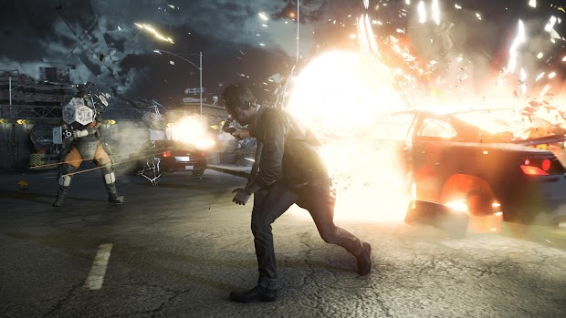 Microsoft and Remedy tease a Quantum Break reveal for Gamescom