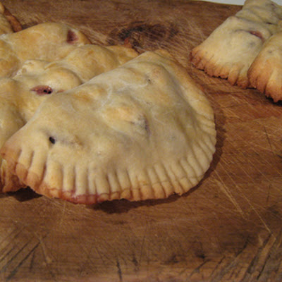 Muy Bueno Honey Glazed Fig Empanadas