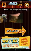 Screenshot of Ad Quiz