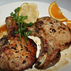 Grilled Korean Pork Chops (Omac)