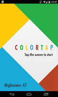 Screenshot of Colortap