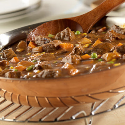 Shortcut Beef Stew