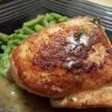 Lemon Herb Barbecue Chicken