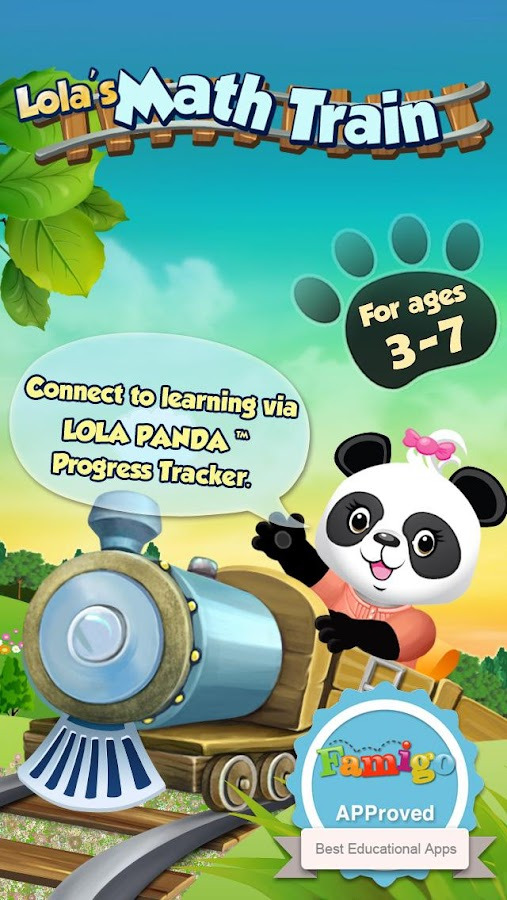 Lola's Math Train Learn Basics Screenshot 5