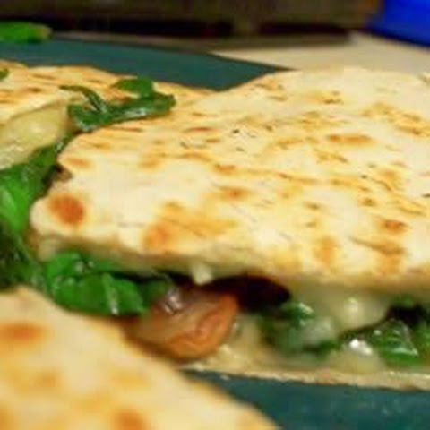 Shrimp and Spinach Quesadillas Recipe | Yummly