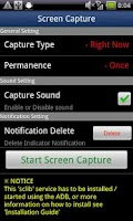 Screenshot of Screen Capture -No Rooting 2.1