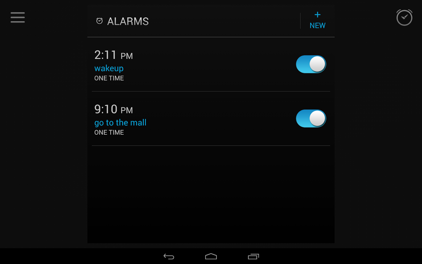 Alarm Clock Screenshot 13