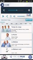 Screenshot of RADIO COPE