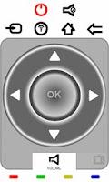 Screenshot of Philips TV Remote 2k11