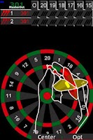 Screenshot of Real Darts Free