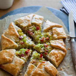 Creamed Leeks Shallots Recipes