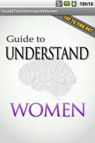 Guide To Understand Women