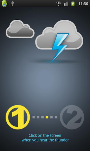 Lightning Distance