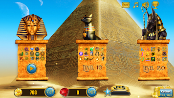 Screenshot of Pharaoh Slots