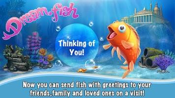Screenshot of Dream Fish
