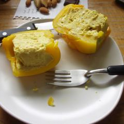 Egg Stuffed Pepper