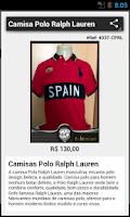 Screenshot of CCRM Aplicativo de Vendas