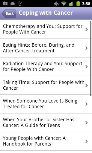 【免費健康App】Must Read Cancer Booklets-APP點子