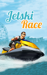 Jetski Racing Game - screenshot