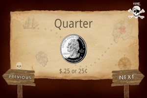 Screenshot of Learn To Count Money