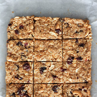 Gluten Free Oats Granola Bar Recipes