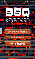 Screenshot of BBQ Keyboard