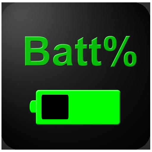 电池百分比 工具 App LOGO-硬是要APP