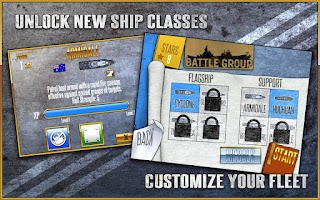 Screenshot of Battle Group Arcade