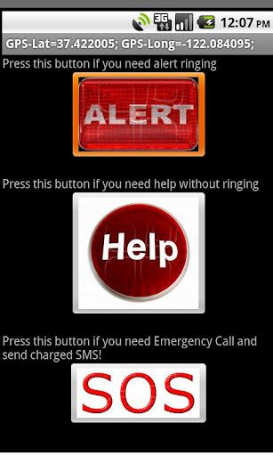 【免費醫療App】緊急求助按鈕 GPS+-APP點子