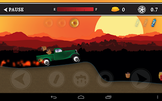 Screenshot of Moonshine Runners