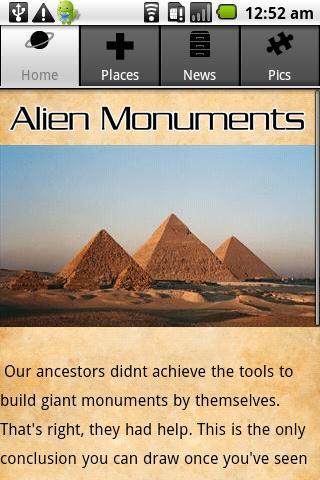 Alien Monuments