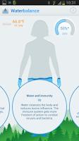 Screenshot of Waterbalance