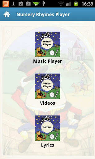 Nursery Rhymes Player