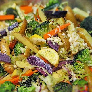 Roasted Vegetable Magic