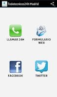 Screenshot of All technicians 24h Madrid