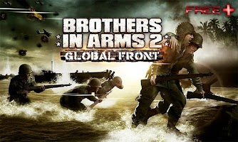 Screenshot of Brothers In Arms® 2 Free+