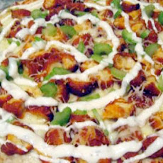 Buffalo Wing Pizza