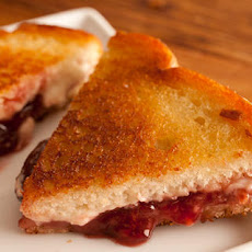 Grilled Jam and Cheese Sandwich Recipe