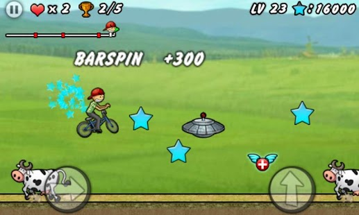 Screenshots  BMX Boy