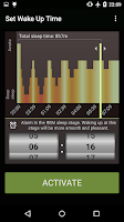 Screenshot of Alarm Zen: Music Alarm Clock
