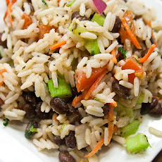 Poor Man's Rice Salad