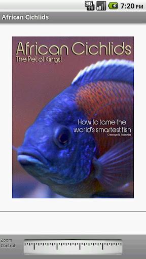 African Cichlids Book